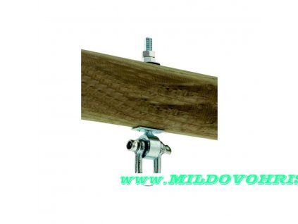 Houpačkový hák typ D+ M12x160mm