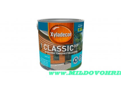 Xyladecor 2,5 l kaštan