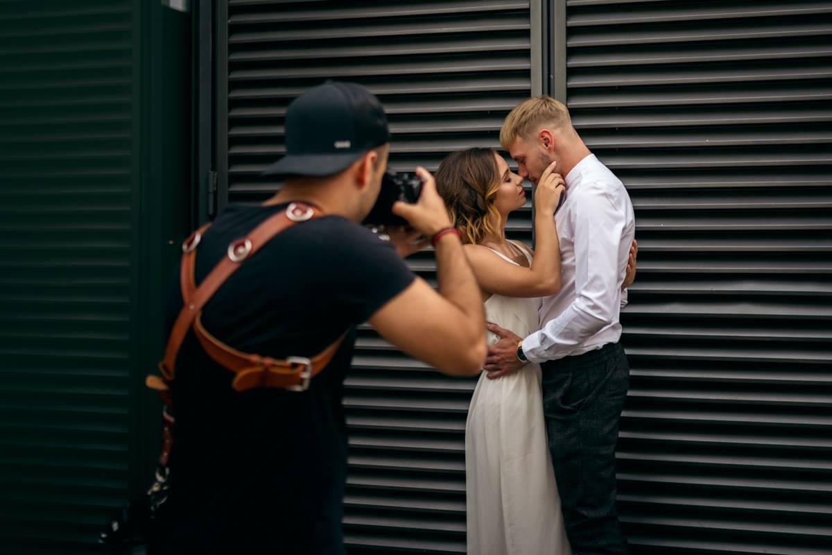 Fotografie a video na svatbě