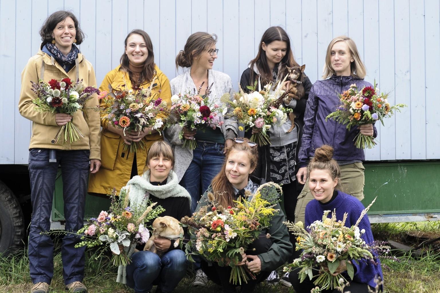 MILE NAJDETE v květinářstvích Green Decor