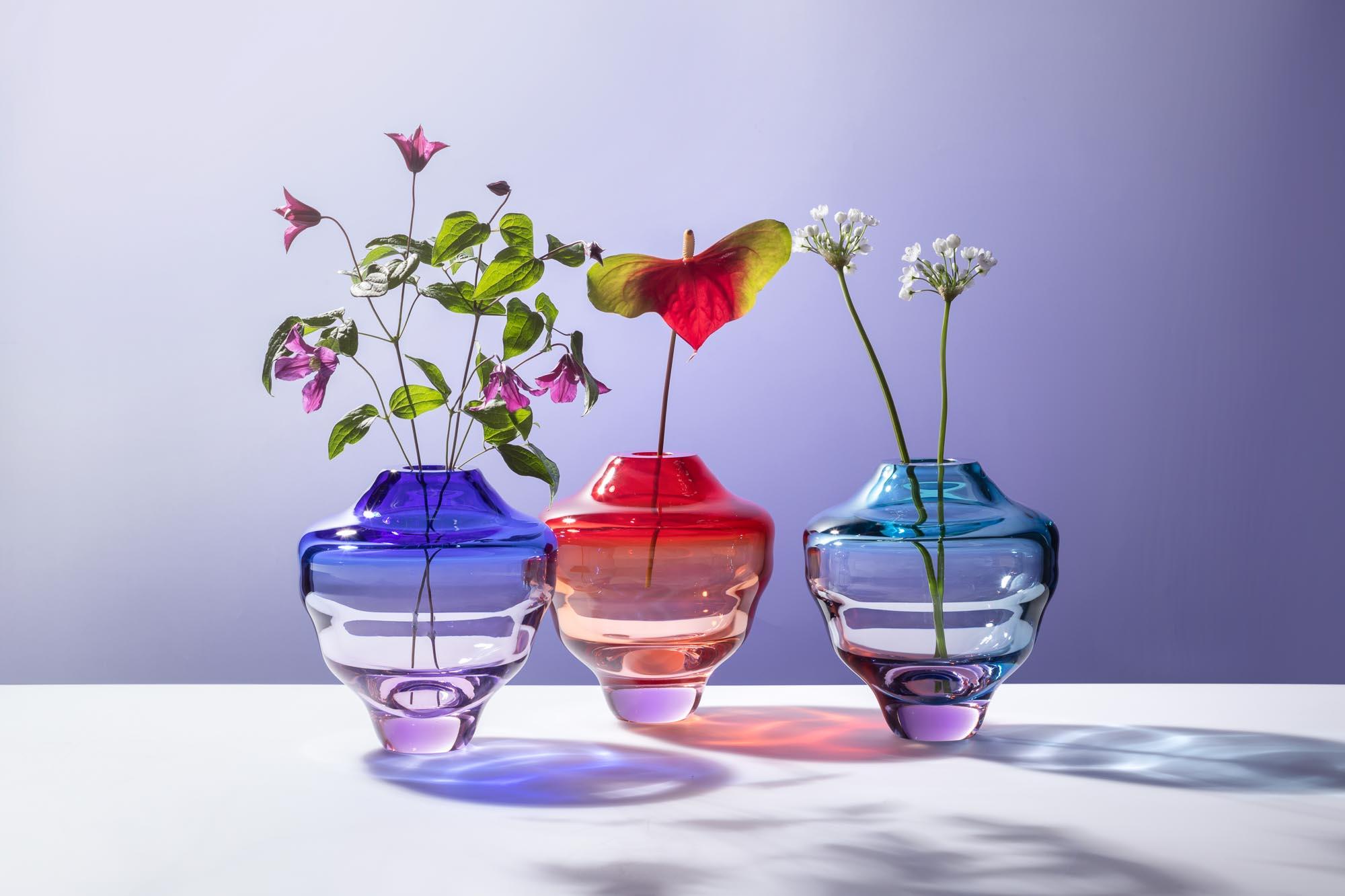 ZAUJALO NÁS: Nové kolekce váz od Františka Jungvirta
