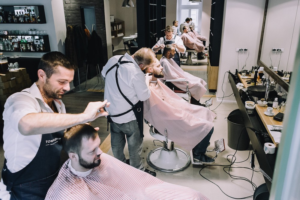 Pro pány - Barbershop