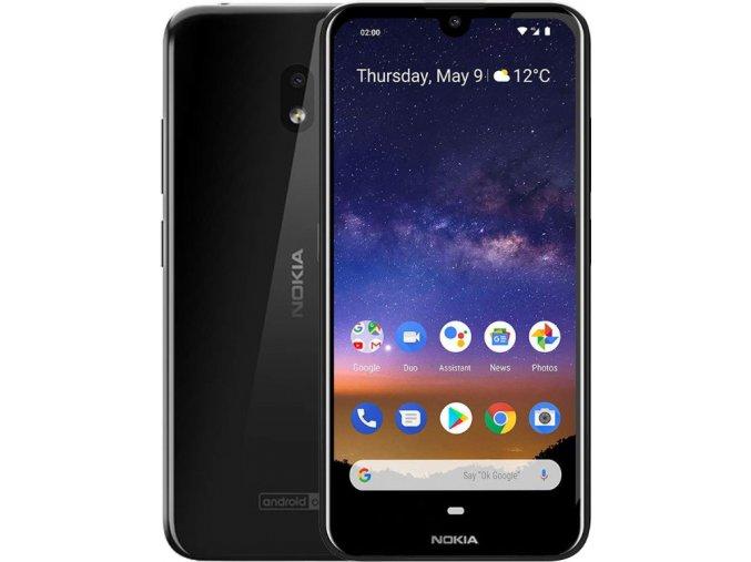 Screenshot 2020 10 07 Nokia 2 2, Dual SIM, 2GB 16GB, Black + Elektronické předplatné čtiva v hodnotě 4 800 Kč na půl roku z[...]