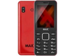 MAX MCP2401 Dual SIM Red CZ
