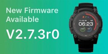 Powerwatch 2 | firmware V2.7.3r0