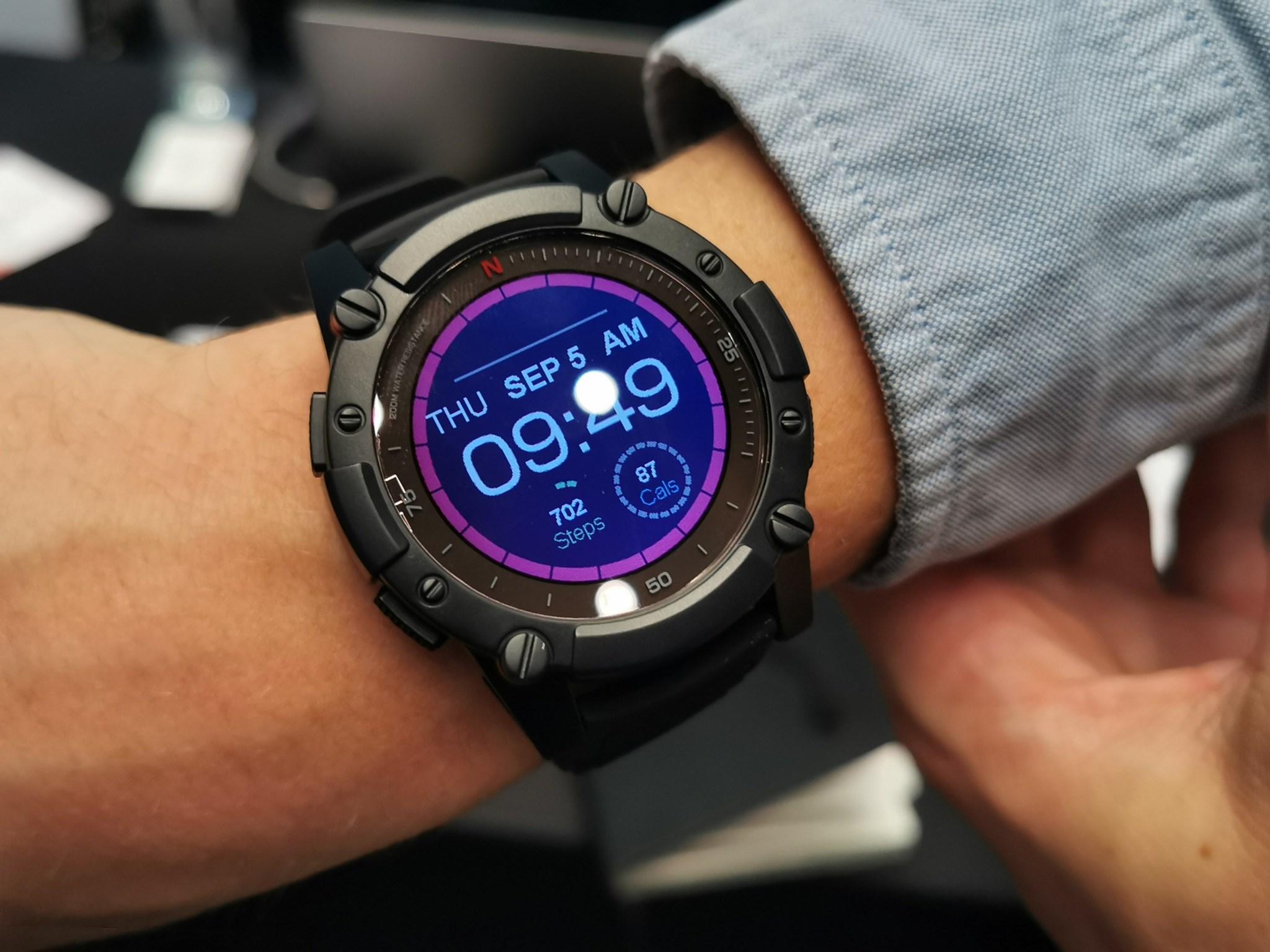 Powerwatch 2 | firmware V2.4.0R1