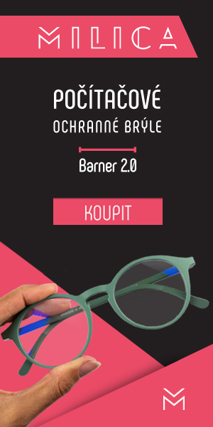 Počítačové brýle Barner - Chroma