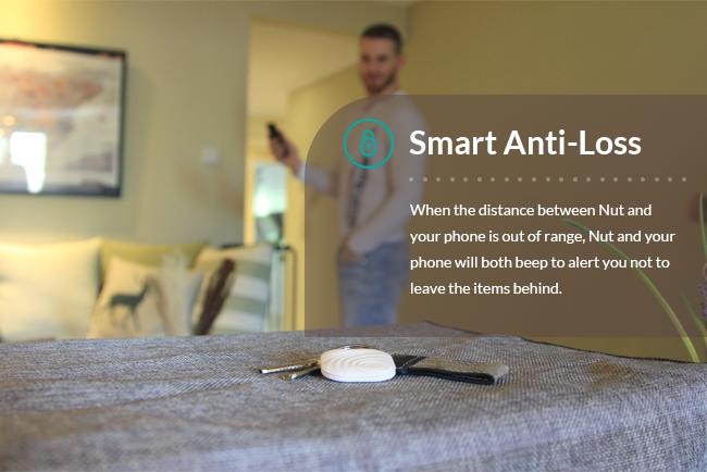 Smart anti loss