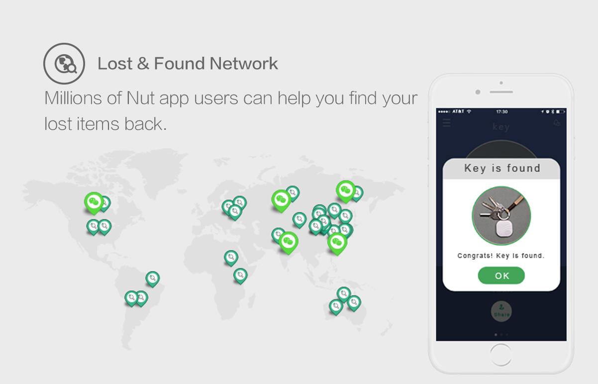 Lost found network