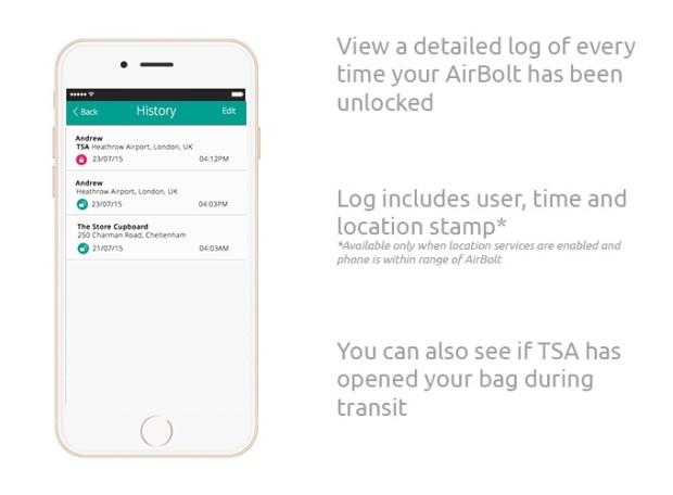 Airbolt-Bezpečnost