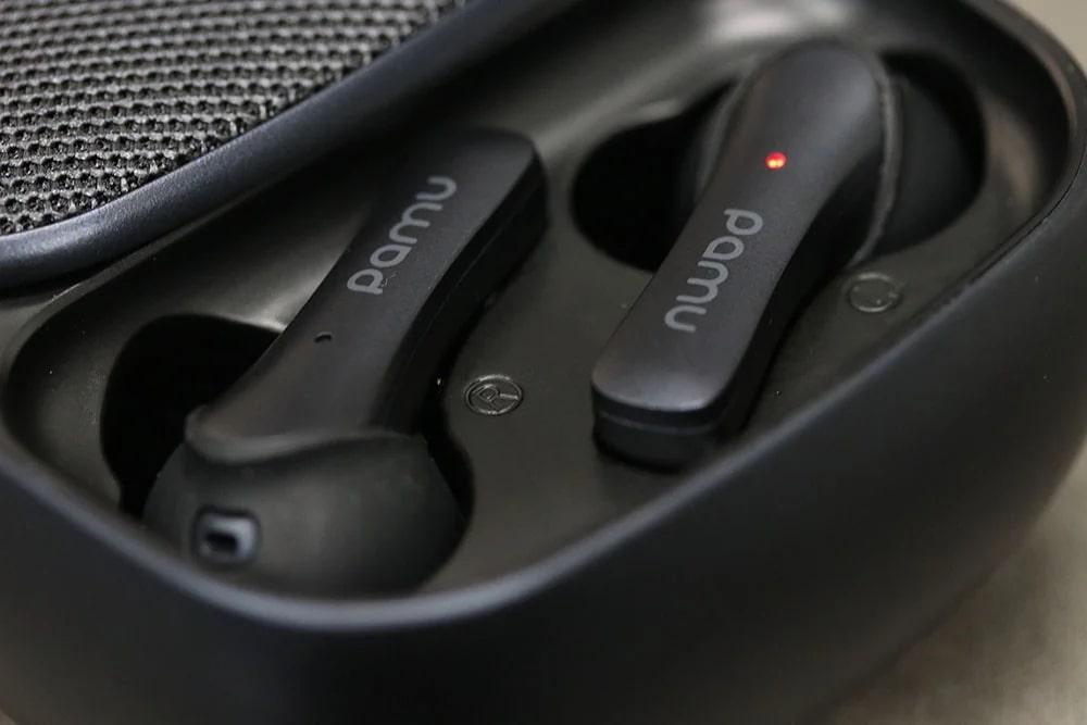 Počúvanie bez prerušenia až 10 hodín s bezdrôtovými slúchadlami PaMu Slide®