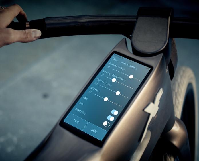 X one ebike - futuristické e-kolo s tou najnovšou technológiou