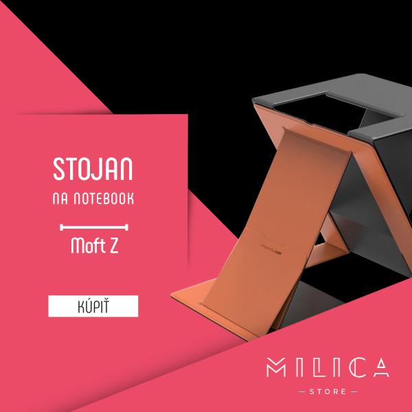 MOFT® Z stojan pod notebook
