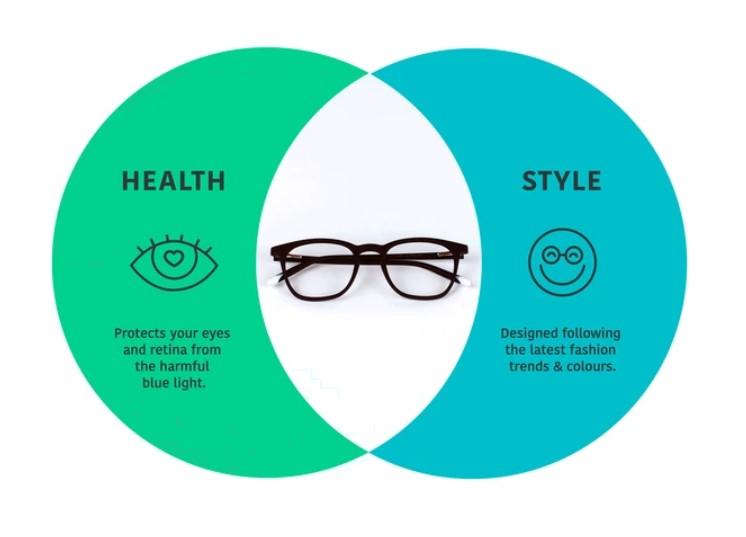 Barner brýle