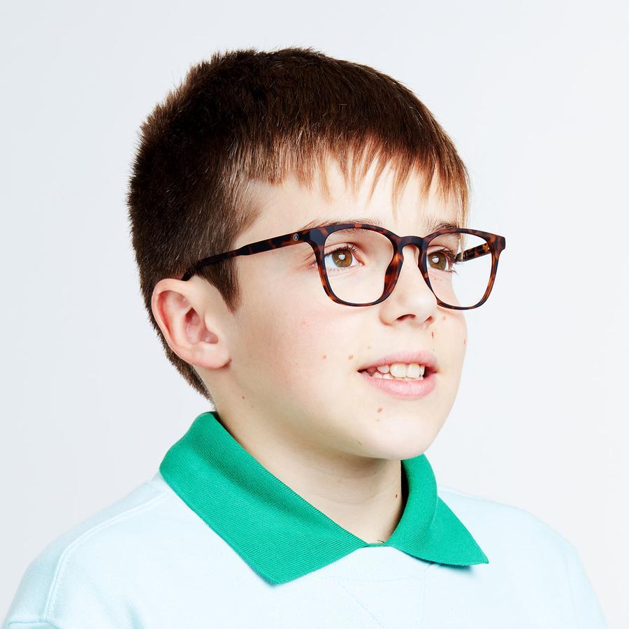 Barner brand Chroma Barner Chroma Dalston® počítačové okuliare pre deti Farba: Tortoise DKT