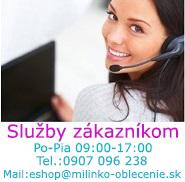 služby zákazníkom