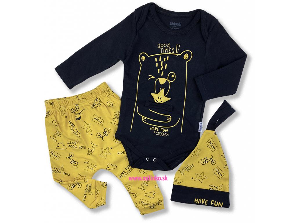 kojenecké oblečenie have fun1