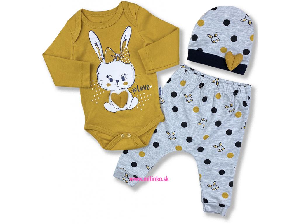 kojenecké oblečenie set pre bábätká3