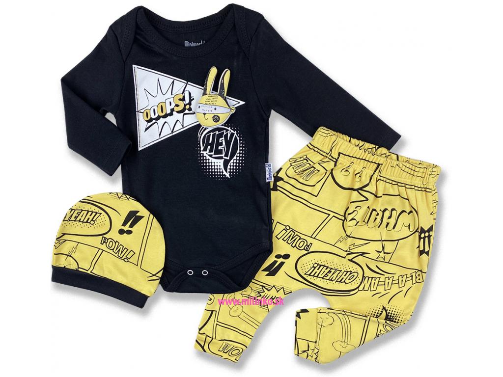 oblečenie pre bábätká hey