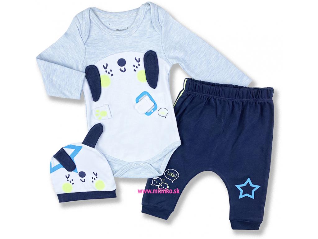 oblečenie pre bábätká bear