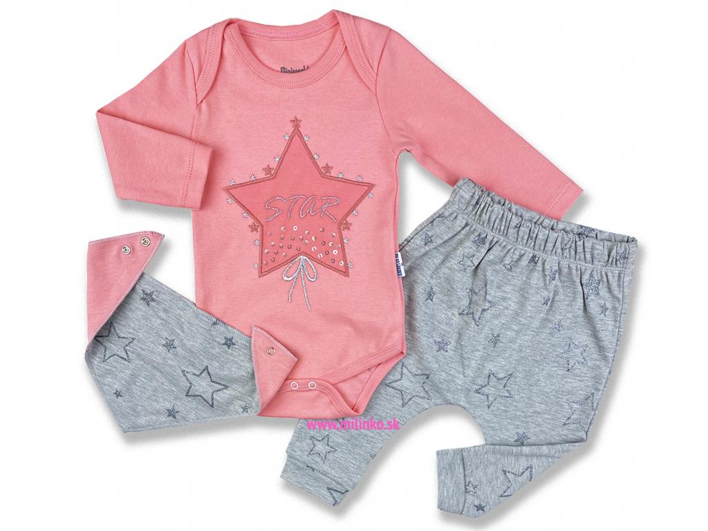 oblečenie pre bábätká star