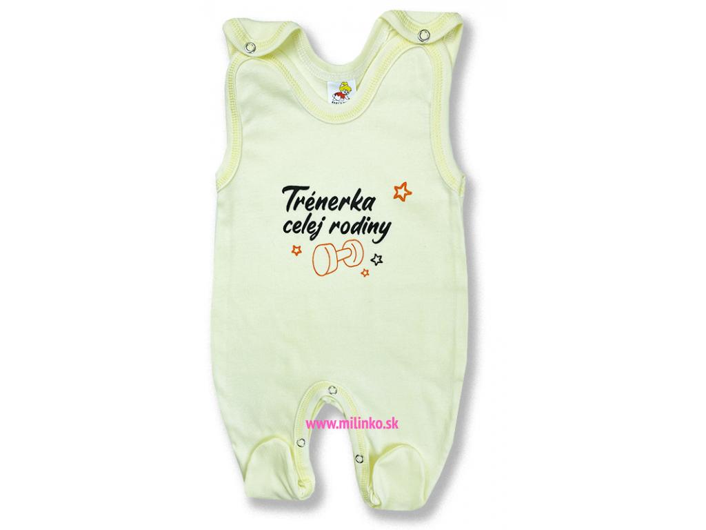 dupacky pre bábätká trénerka