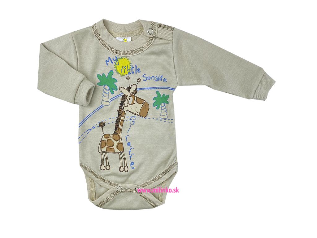 detské body žiraffa dlhý