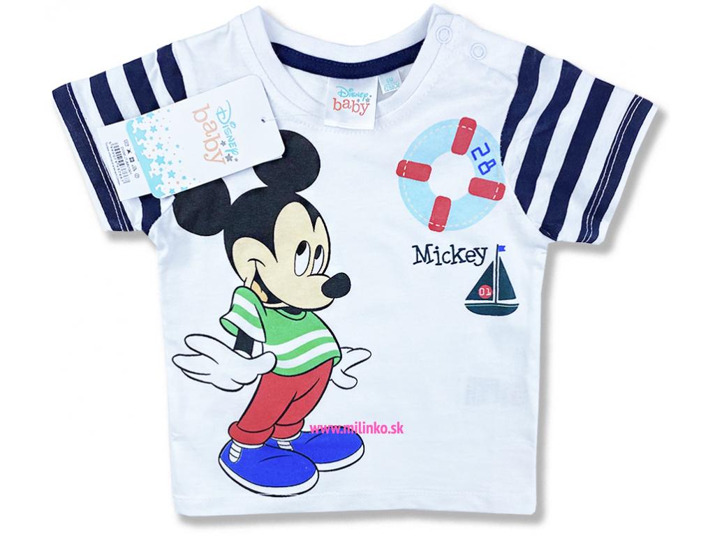 disney oblečenie tričko pre bábäká1