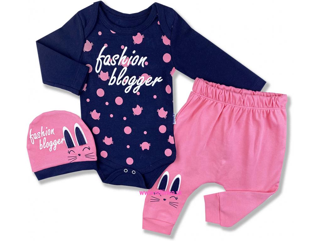 oblečenie pre bábätká fashion blogger