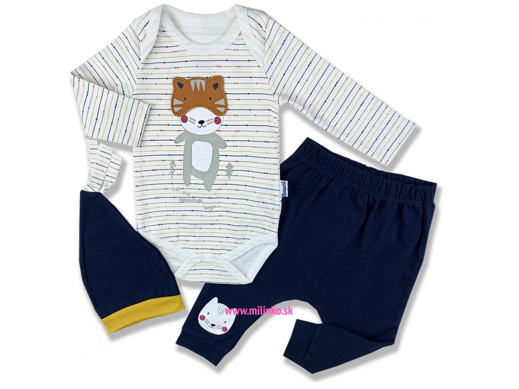 oblečenie pre bábätká dobrodružstvo sa začína