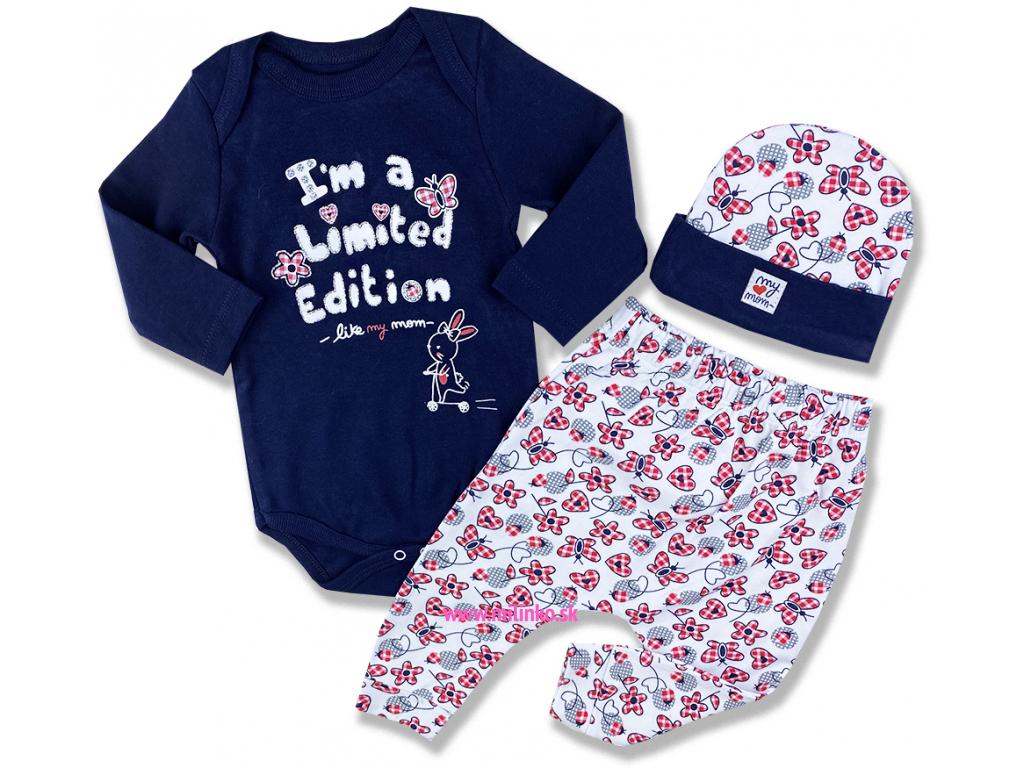 oblečenie pre bábätká limited edition