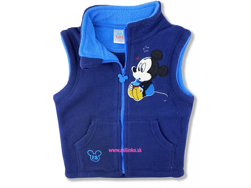 vesta pre bábätká mickey mouse1
