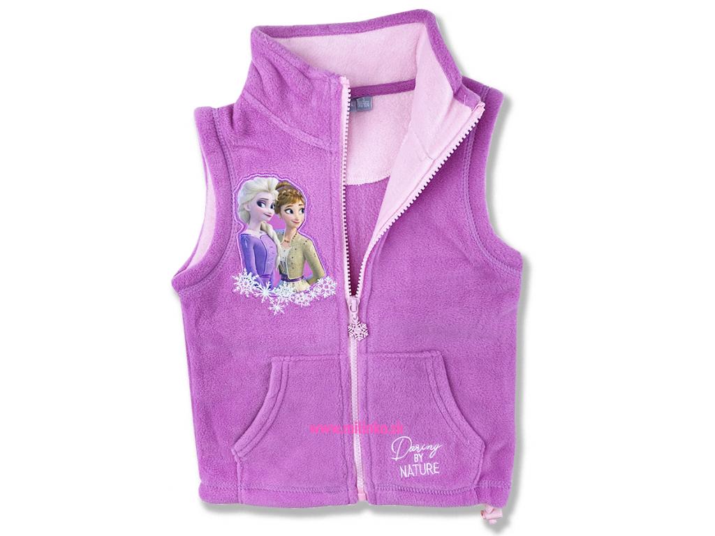 detská vesta frozen Elsa Disney2