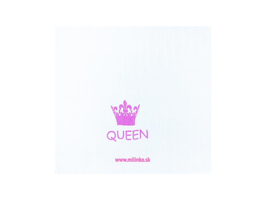 látková plienka queen1