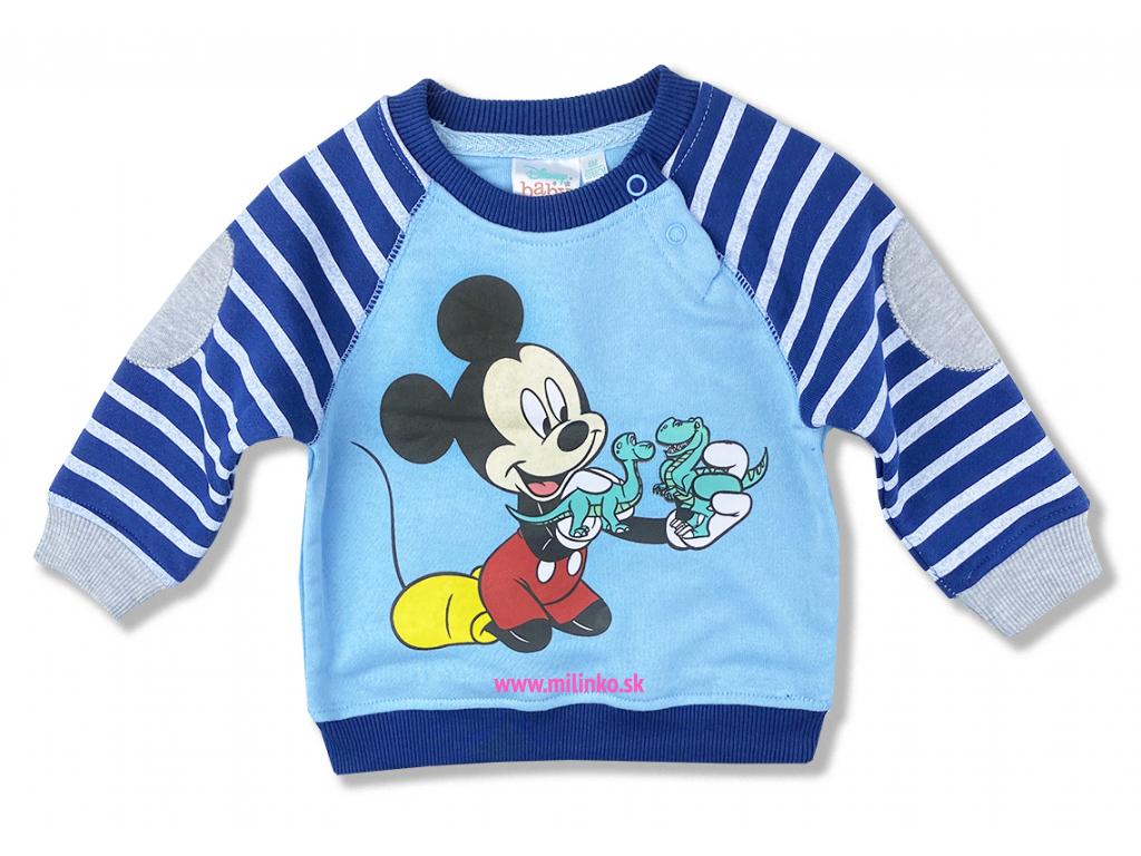 kojenecké oblečenie mikina disney3