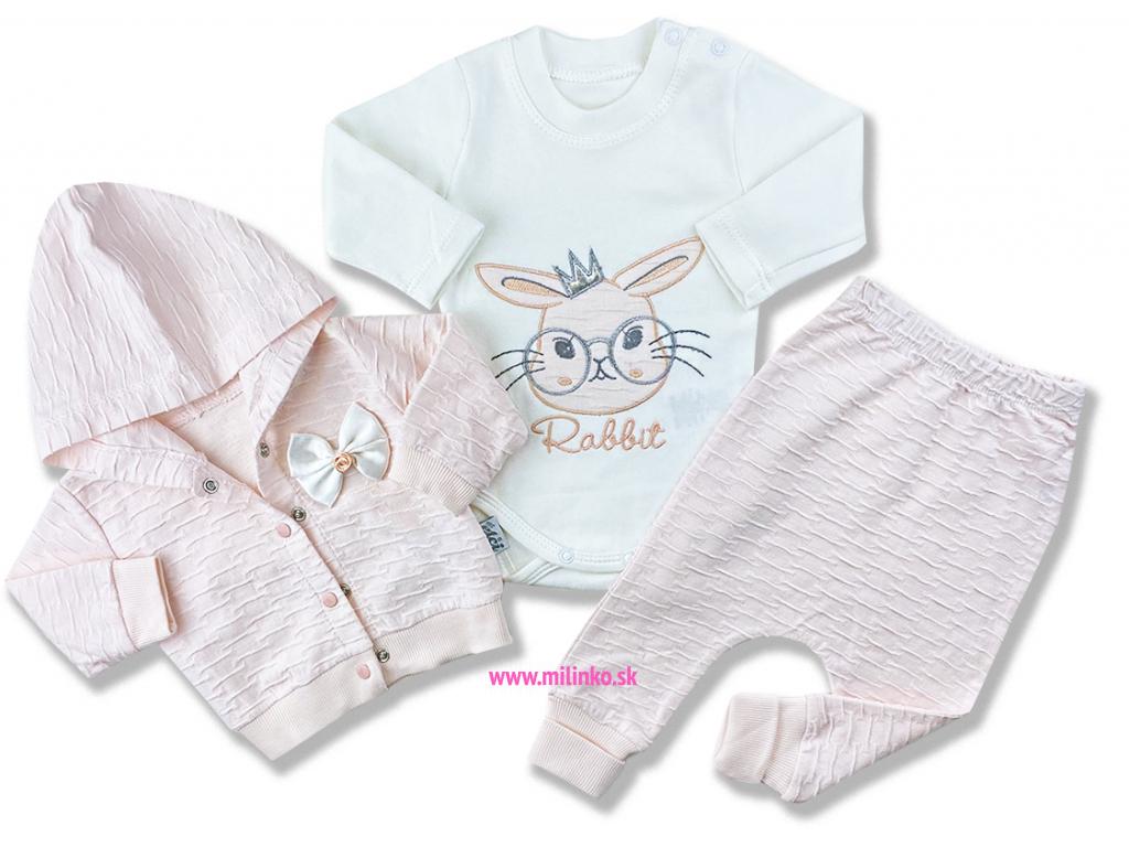 dievčenský set pre bábätká elci