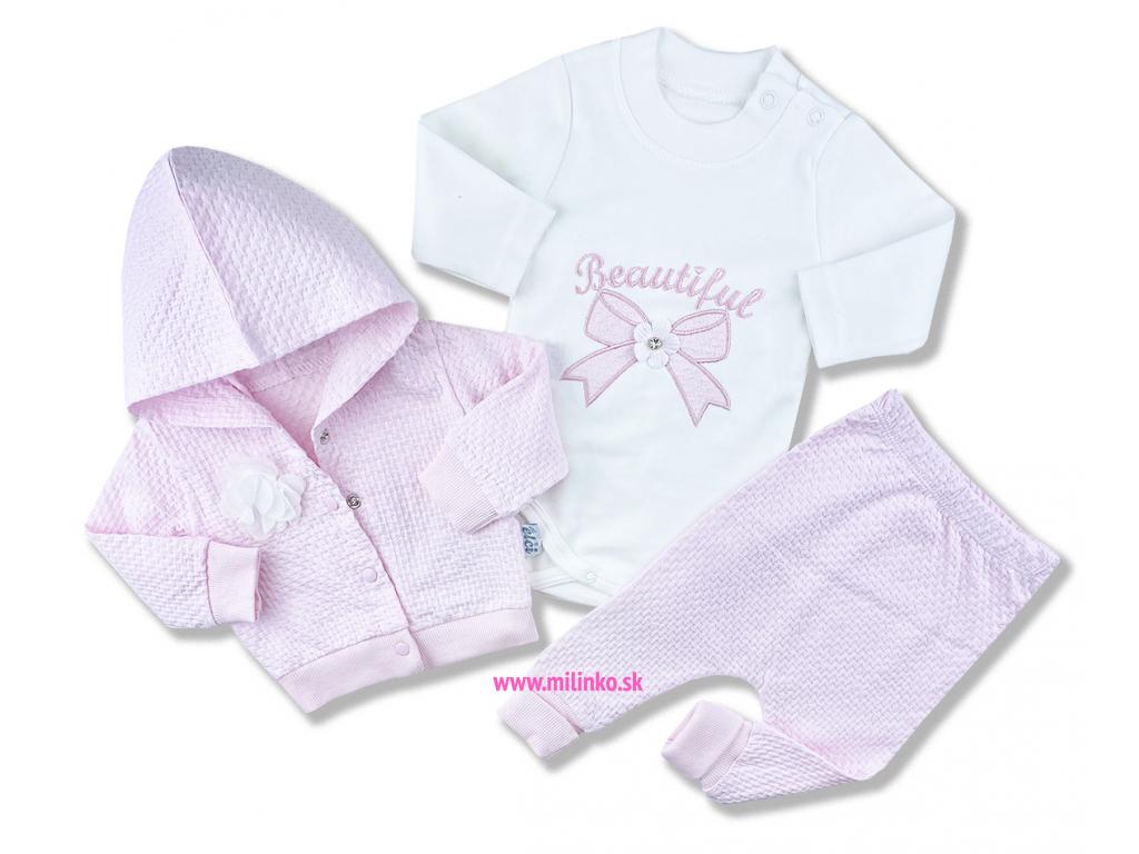 dievčenský set pre bábätká elci1