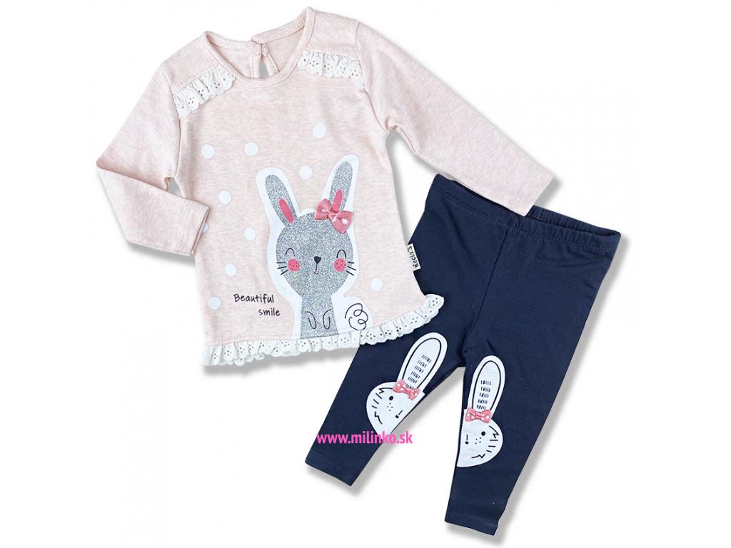 oblečenie pre bábätká necix zajko1