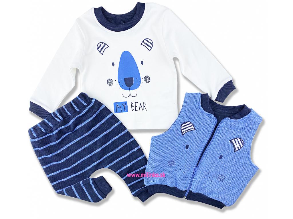 my bear oblečenie pre bábätká necix