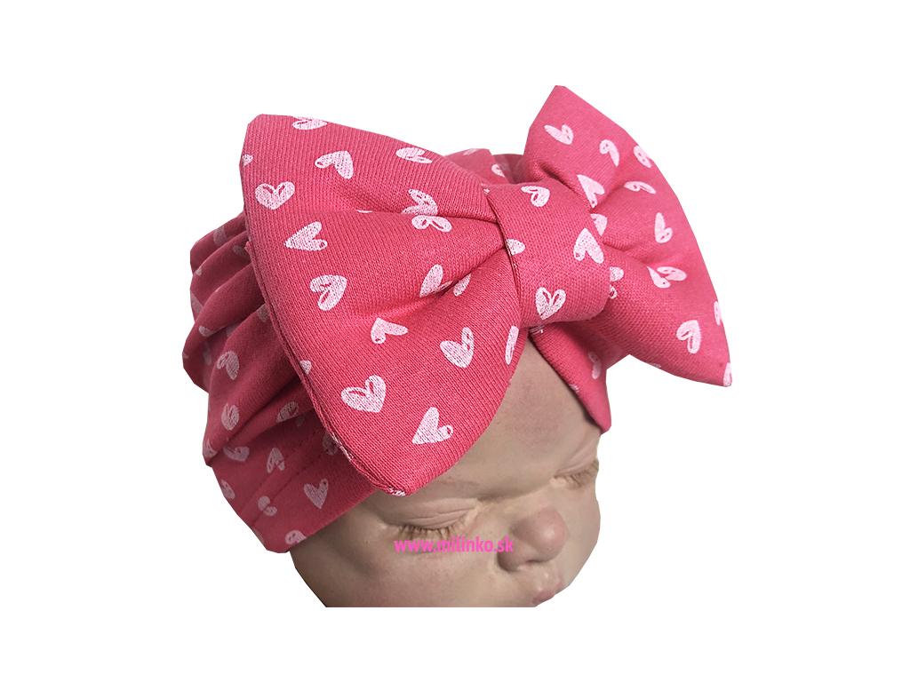 Čiapka pre bábätká10