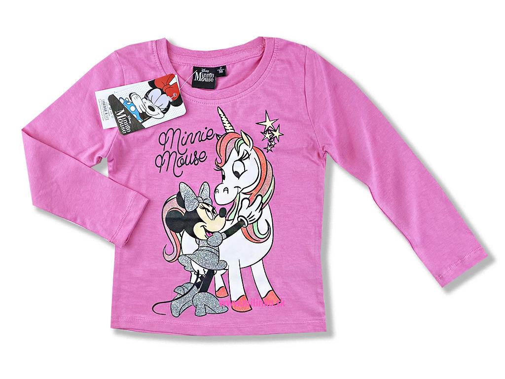 oblečenie pre deti tričko hello minnie2