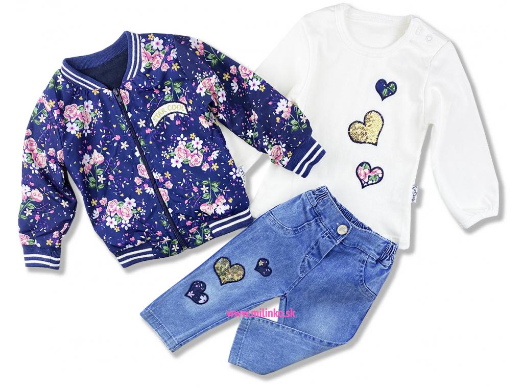 kojenecké oblečenie set pre bábätká necix