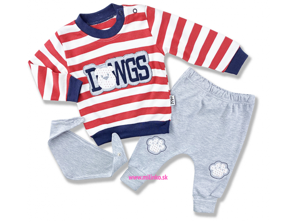 kojenecké oblečenie set pre bábätká t