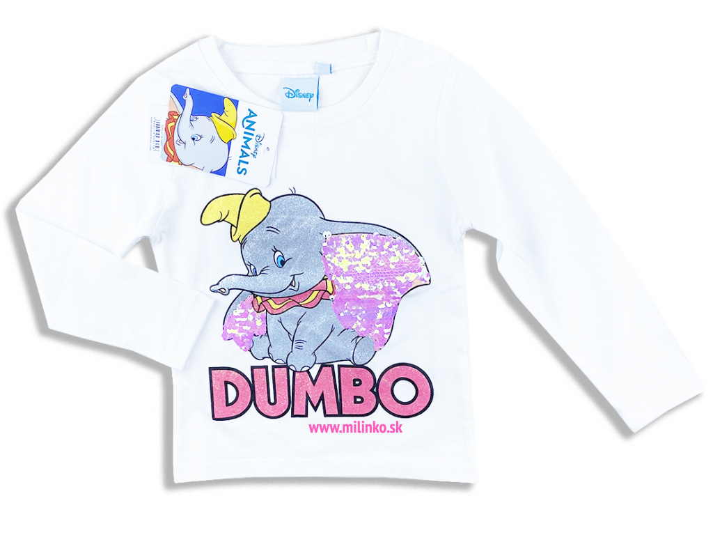 detské oblečenie dumbo1