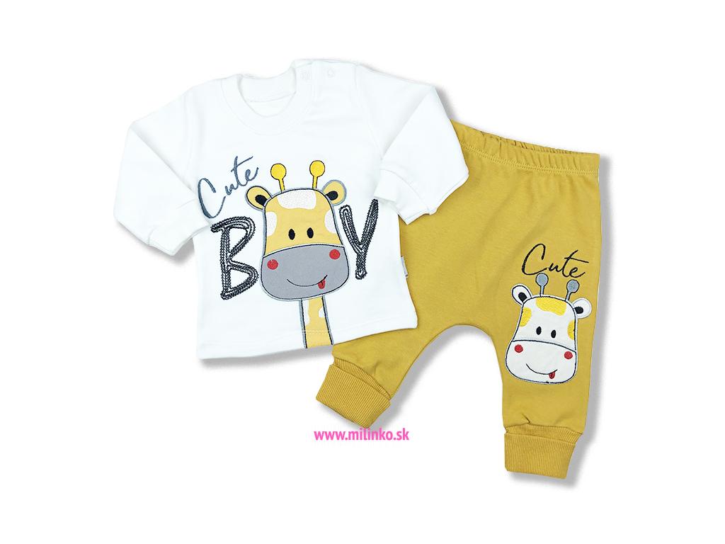 kojenecké oblečenie cute boy