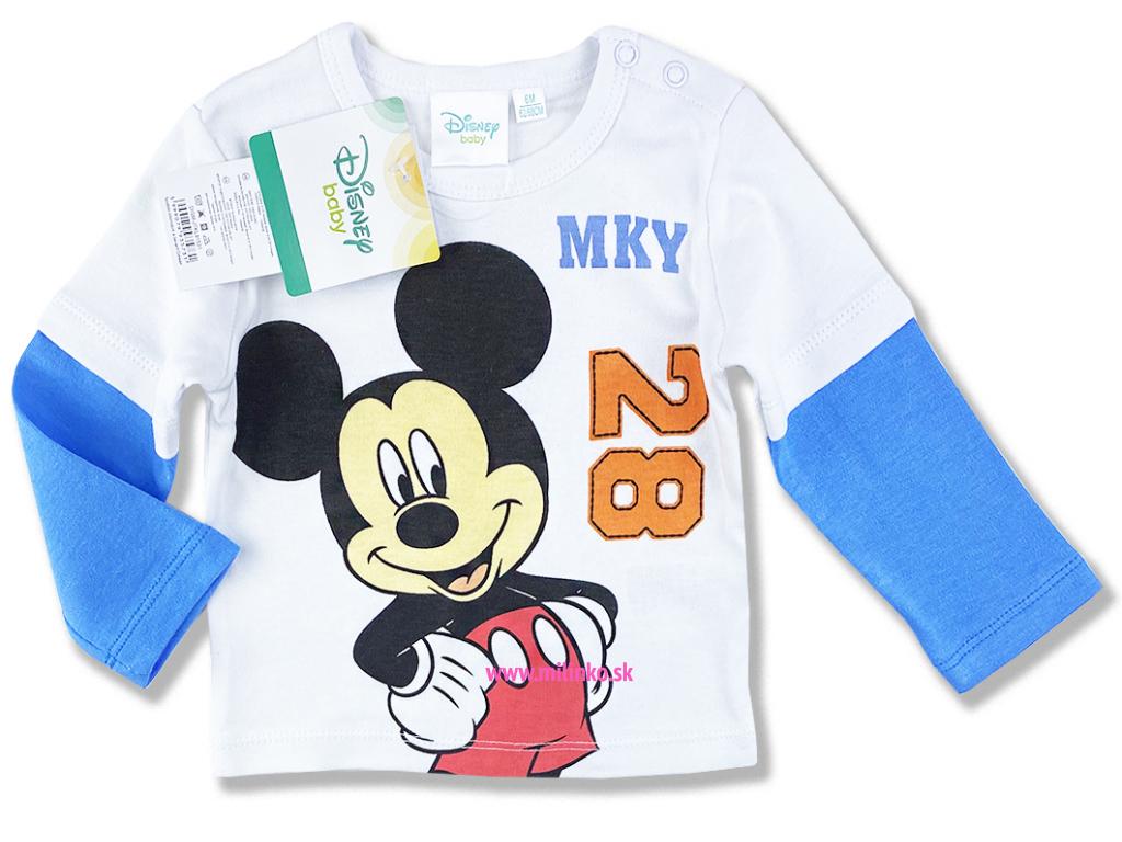 oblečenie pre bábätká disney mky1