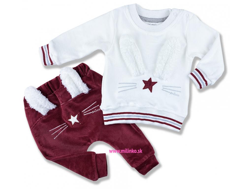 oblečenie pre bábätká princ1