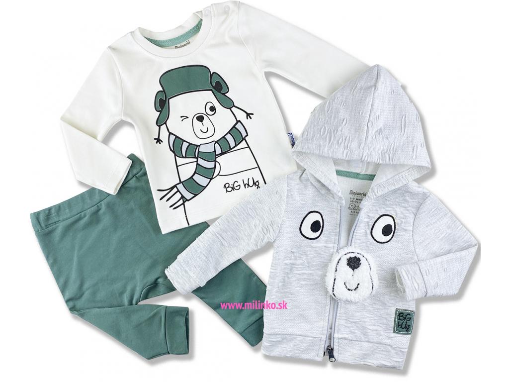 oblečenie pre bábätká hug