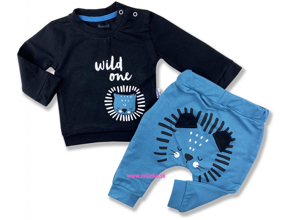 oblečenie pre bábätká wild1