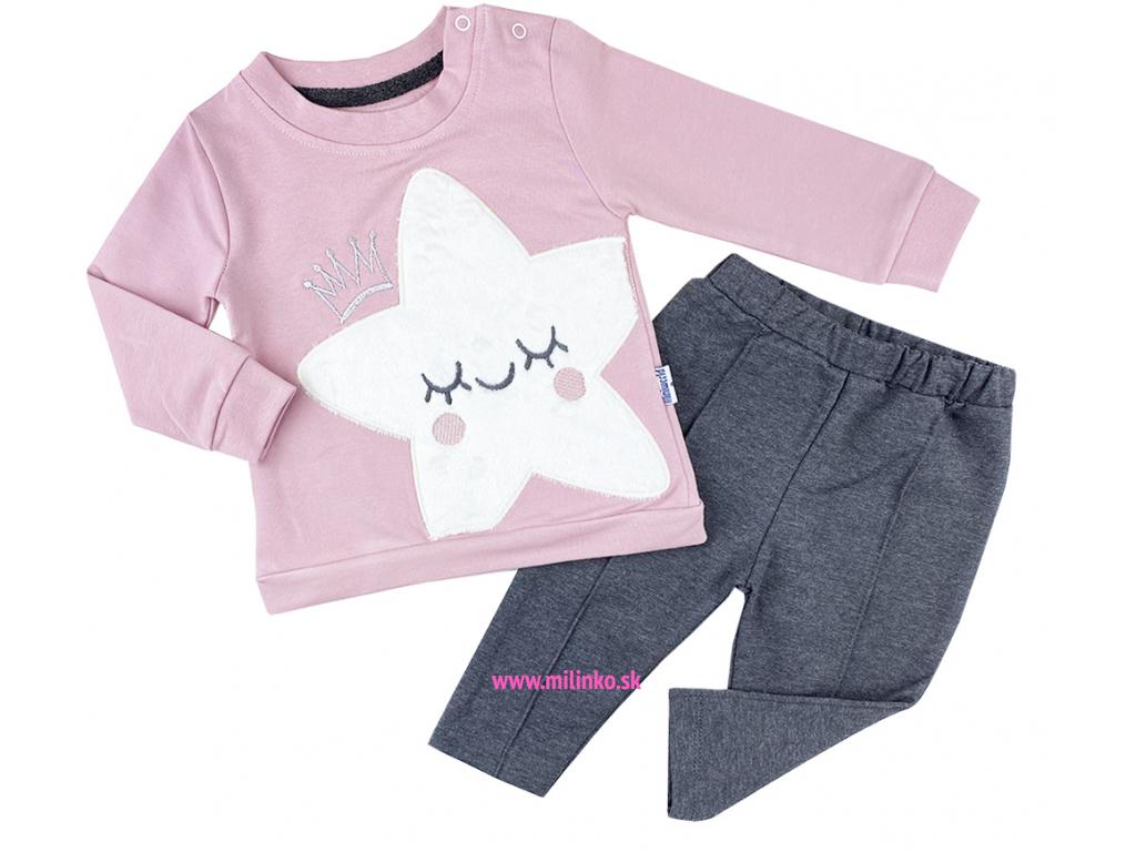 oblečenie pre bábätká hviezda1